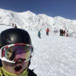 今シーズン2滑走目・白馬八方尾根スキー場へ♡